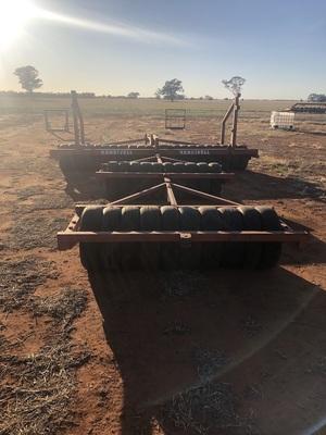 Rubber Tyre Roller