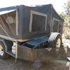 Tru-Blu Eagle off road camper trailer