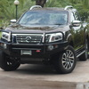 MCC 4x4 707-02 steel bull bar with underplate suit navara NP300