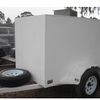 Trailer 7ft x 5 ft Van Type Suitable For Band Equipment