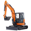 5T Kubota Excavator For Hire or Sale