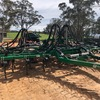 Under Auction - 2019 K-Line 32 Tynes Bar with 2000 model 2660 TR2 Twin Bin Simplicity Air Cart - 2% Buyers Premium on all lots