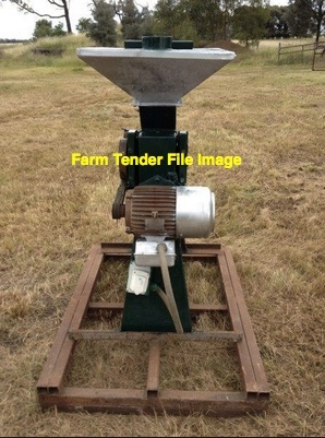 S/Hand Roller Mill wanted for Cereals and Corn