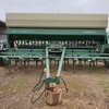 John Shearer 28 run direct drill with small seed box