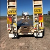 Kenworth Prime Mover with Hallmark Quad Float