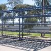Heavy Duty Steel Rack Approx 6000mm x 900mm x 3280mm
