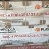 14 x Fieldpak Plastar Silo 75 m/t Bags