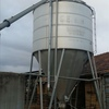 ROLLER MILL AND SILO SET UP