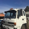 Isuzu 650 with Jet Pump and Tanks