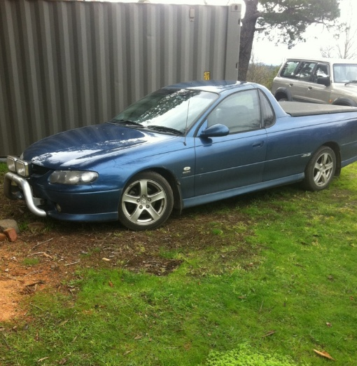 Vehicles & Motorbikes - 2WD Utes For Sale