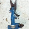 WANTED:  Pneumatic foot shears - Will pay top dollar for old blue Lyco type