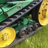 "John Deere 8410T (NEW 24"" TRACKS) & Kelly Chain with Air Seeder 30ft Heavy Duty discs"