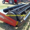 S/H MacDon Sickle Front Wanted for 9000 Series MacDon Windrower
