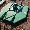 4 ff Medium Duty Slasher with single rear wheel kit and chain guards (NEW) Built in the USA