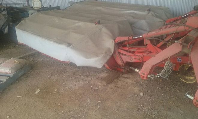 KUHN GMD 600 G2 Mower For Sale - 6 Disc