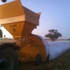 Silo Bag 9ft x 75M Grain Bags. Also Inloader / Outloader available for hire