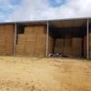 180mt Barley Straw 400-420kg 8x4x3 Bales