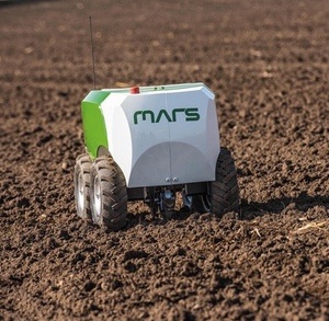 MARS - Not your average Corn Planter!