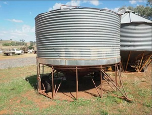 Silo Field Bin - no top