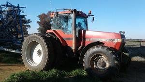 CASE MAGNUM 8950 FWA TRACTOR FOR SALE