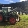 Fendt 716 Tractor with Quicke FEL