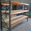 Dexion 3 Tier Adjustable Pallet Racking Shelves