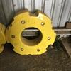 John Deere Wheel Weights 1 set