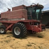 2188 Case IH Header with 25ft Front