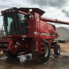 2005 Case 2388 Exclusive with 2062 MacDon Flex Front