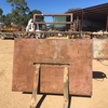 Bull Tipping table - In Good Condition
