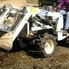 BOLENS /ISEKI SMALL 16HP TRACTOR WITH QICKFIT FEL. STOLEN REWARD $1500 FOR RECOVERY