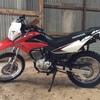 2016 Honda XR 150L Motorbike