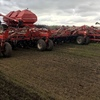 71FT 2011 Morris Contour Drill Airseeder with Double Shute's For Sale