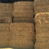Oaten Hay 8x4x3 1400 x 550 KG Approx Bales Good Test & Shedded