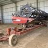 2005 Case IH / Macdon 39ft 2052 Draper Front