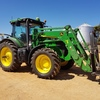 John Deere 7200R tractor with Loader for Sale