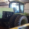 Cougar CR 1225 Steiger Tractor. - Machinery & Equipment