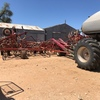 60ft Morris Concept 2000 Air Seeder