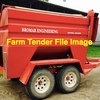 2nd hand Bromar 50 bag feed out bin wanted
