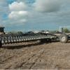 USED - NDF 24m Air Seeder Bar w Gason cart For Sale