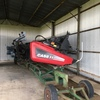 Macdon 30ft swather With Miller Nitro adptor