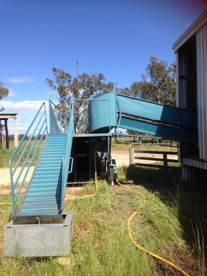Mobile Plunge Sheep Dipping Service Available
