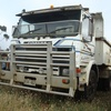 Scania P112H Tipper