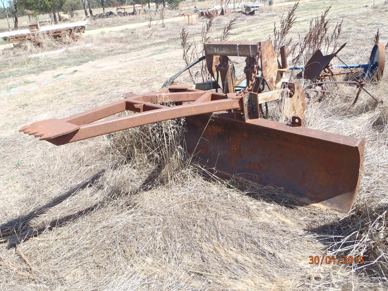 Grain Trucks For Sale >> Dozer Blade C/W Tree Pusher | Machinery & Equipment - General