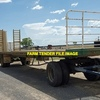 WANTED 11tonne Pig Trailer with Beavertail Ramps