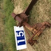 Under Auction (A129) - Multi-link Grader Blade - 2% + GST Buyers Premium On All Lots