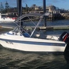 87 Savage Streaker Boat