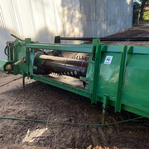 Phillips 12ft Canola Pickup Front