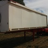 24' tipping 'A' trailer