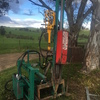 FOR SALE - Munro Post Driver with Side Shift